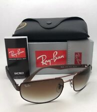 0bc476b47a item 7 RAY-BAN Sunglasses RB 3445 012 13 61-17 130 Matte Brown Frame w   Brown Gradient -RAY-BAN Sunglasses RB 3445 012 13 61-17 130 Matte Brown  Frame w  ...
