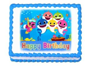 The Amazing World of Gumball Edible Party Cake Image Topper Frosting Icing Sheet