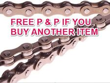 3//32 single speed chain by Bhogal 114 links