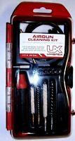 Airgun Cleaning Kit For .177 & .22 Caliber Crosman Benjamin Nice With Case