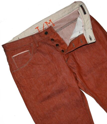 Hugo Boss Handcrafted Denim 50151468 HB Crafted 32 Jeans aus 65/% Leinen