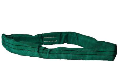 8m Hebegurt Gurt Krangurt Kranschlinge Schlupp Rundschlinge grün 2t 2000 kg 1m