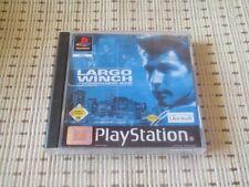 Largo Winch Commando SAR für Playstation 1 PS1 PSone PSX *OVP*