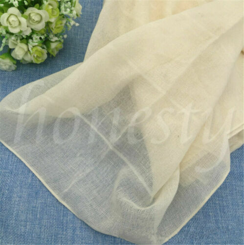 1//2//4//6//16pcs Cotton Tofu Maker Cheese Cloth Soy For Kitchen DIY Pressing Mould