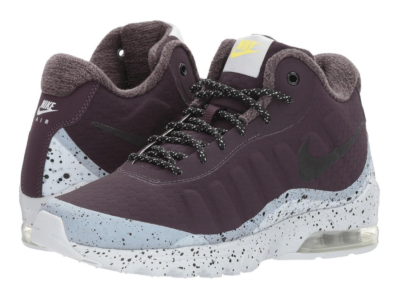New Nike Wouomo Air Max Invigor Mid scarpe da ginnastica  avvio Port Wine 861661 -601 Dimensione 8.5  articoli promozionali