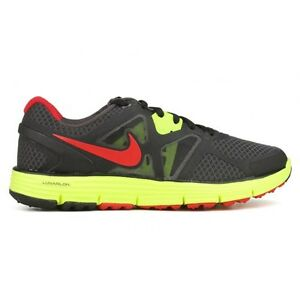 5f54c1a5eb82 Nike Lunarglide+ 3 GS 454568-007 Big Kids Sizes US 6   6.5   Brand ...