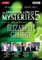 4 DVD * THE INSPECTOR LYNLEY MYSTERIES VOL. 5 # NEU OVP &
