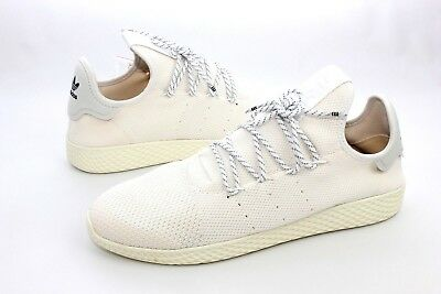 1191c09f107c Adidas Pharrell Williams Hu Holi Tennis BC Cream   White Mens Size 13 US  DA9613