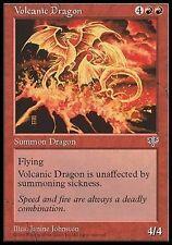 Drago Vulcanico - Volcanic Dragon MTG MAGIC Mi Mirage Eng