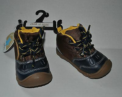 Carter/'s Baby Boy boot Lace Up Boots