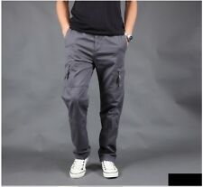 a1109277e16d item 2 US Cargo Pants Mens Pocket Trousers Jogger Thick Army Military Comb  100%Cottons -US Cargo Pants Mens Pocket Trousers Jogger Thick Army Military  Comb ...