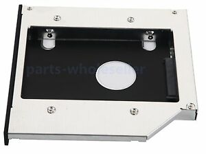 2nd-HD-HDD-SSD-Hard-Drive-Caddy-Adapter-for-Dell-Vostro-2520-3450-3550-3560-3750