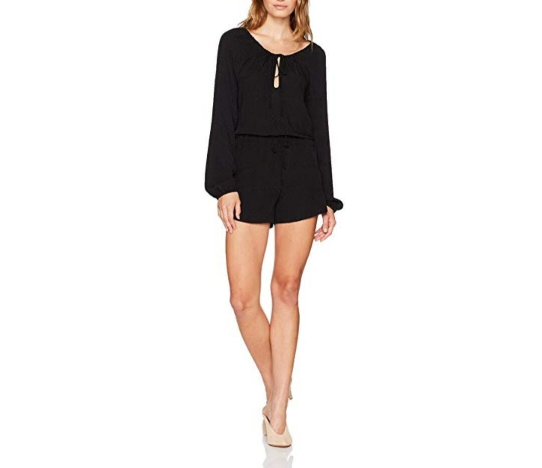 NWOT Bcbgeneration Pirate Blouse Romper