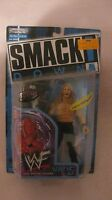 JAKKS Pacific WWF Smack Down! Series 5 - Test - 00039897900407 Toys