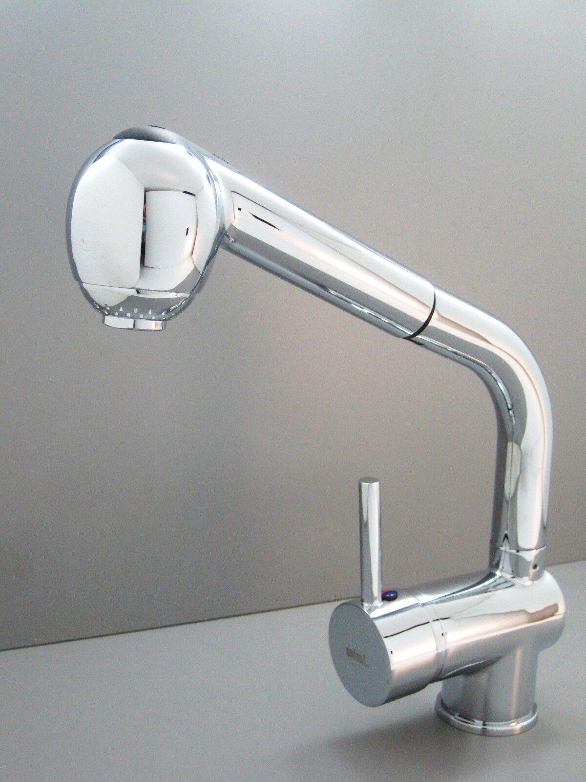 Küchenarmatur Brausenarmatur Küchen Mischbatterie Einhandmischer mit Brause | Tragen-wider  | Queensland  | Zarte  | Erste Qualität