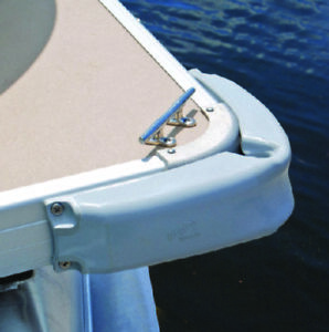 Details about Taylor Made Pontoon Boat Marine Corner Fender Bumper Guard 3