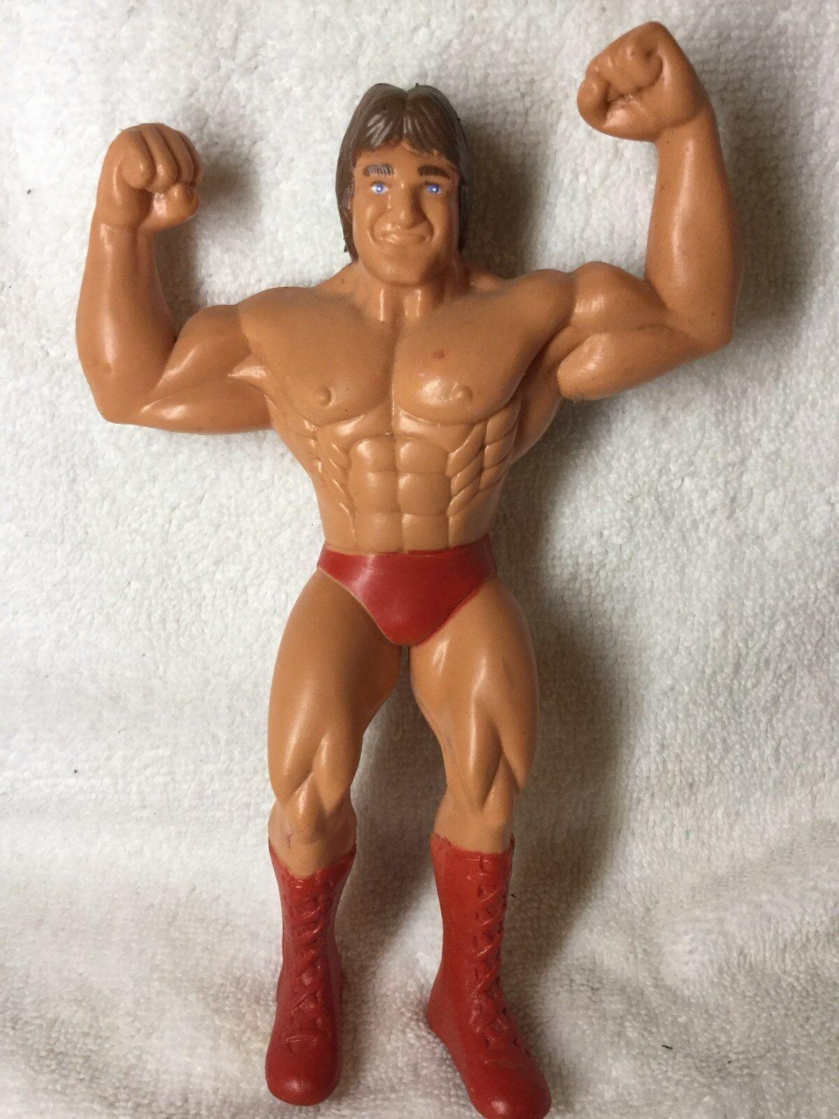 WWE WWF Wrestling Superstars Mr. Wonderful Paul Orndorff Loose LJN
