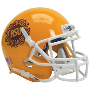 Schutt NCAA Arizona State Sun Devils Mini Authentic XP Football Helmet