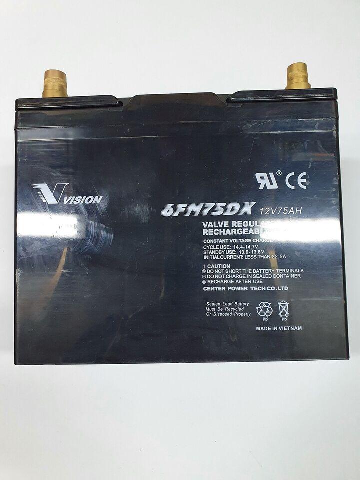 Marine batteri, New Pover/Vision