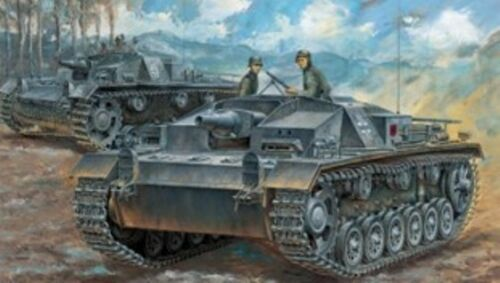 C//D Kit DRAGON 1:72 DR7553 Iii Ausf Stug