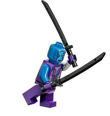 LEGO 76020 Marvel Super Heroes Guardians of the Galaxy Nebula Minifigure
