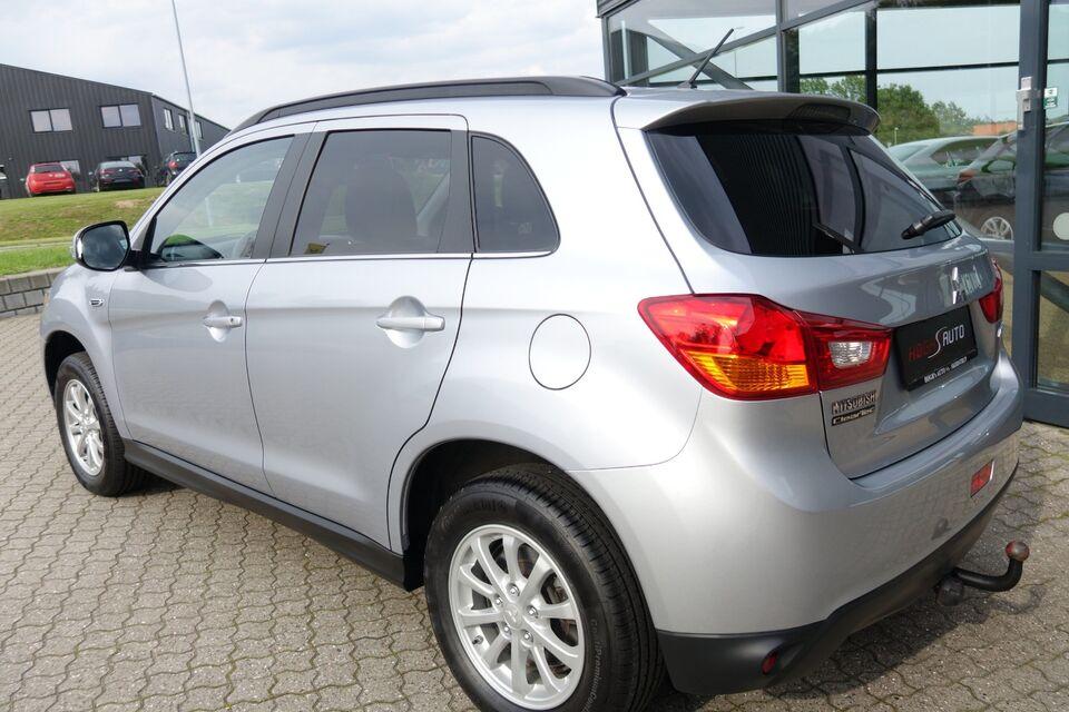 Mitsubishi ASX 1,6 Invite Benzin modelår 2015 km 69000
