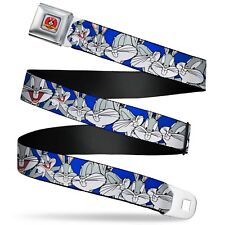 Poses White//Green 1.0 Wide-20-36 Inches Buckle-Down Mens Seatbelt Belt Marvin The Martian Kids