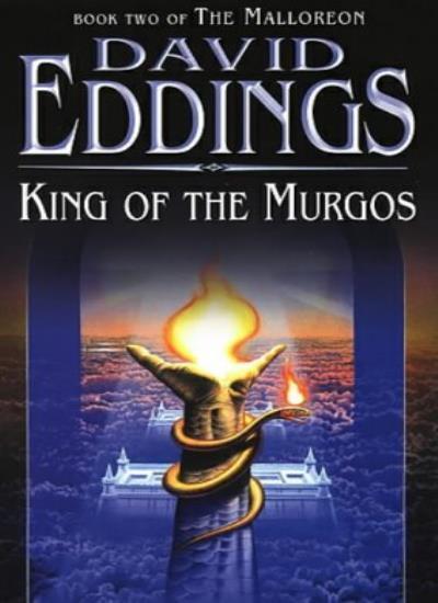 King Of The Murgos: (Malloreon 2) (The Malloreon (TW)),David Eddings