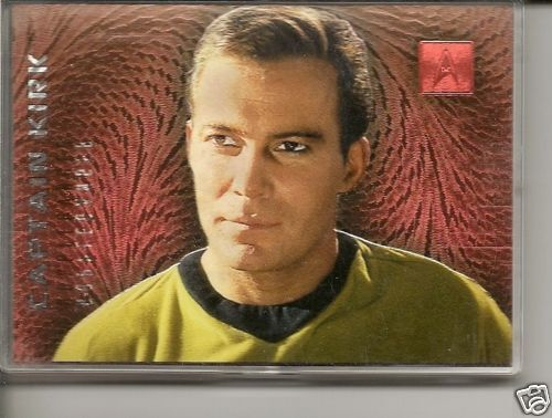 Star Trek 30 Years Phase 2 Dopplegangers 9 card set