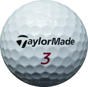 36-TaylorMade-Burner-Golfbaelle-im-Netzbeutel-AAA-AAAA-Lakeballs-gebrauchte-Baelle