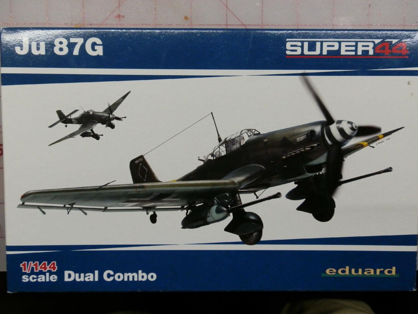 Eduard Edua4430 Ju 87G DUAL COMBO 1//144