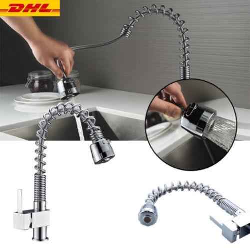 Spiralfeder Wasserhahn Spültischarmatur Spüle Armatur Einhebelmischer Küche HOT1