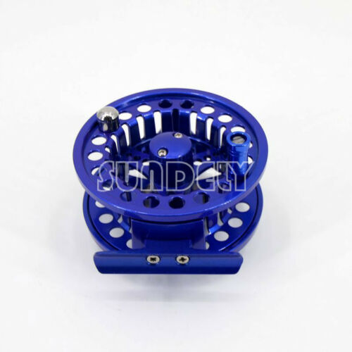 Aluminum Fly Fishing Reel Left and Right Hand Retrieve 85mm 95mm