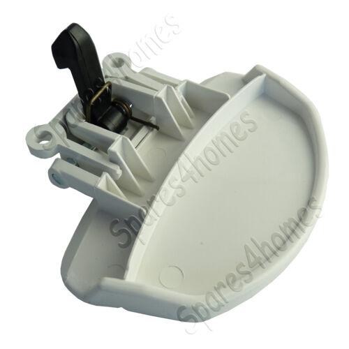 Pour Beko Wmb81445lw Wmb A06c Poignée de Porte de Machine à Laver Loquet Blanc
