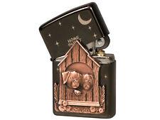 ZIPPO Limited Hundehütte Dog House Feuerzeug Sammlerrahmen limitiert 1000 Stk.