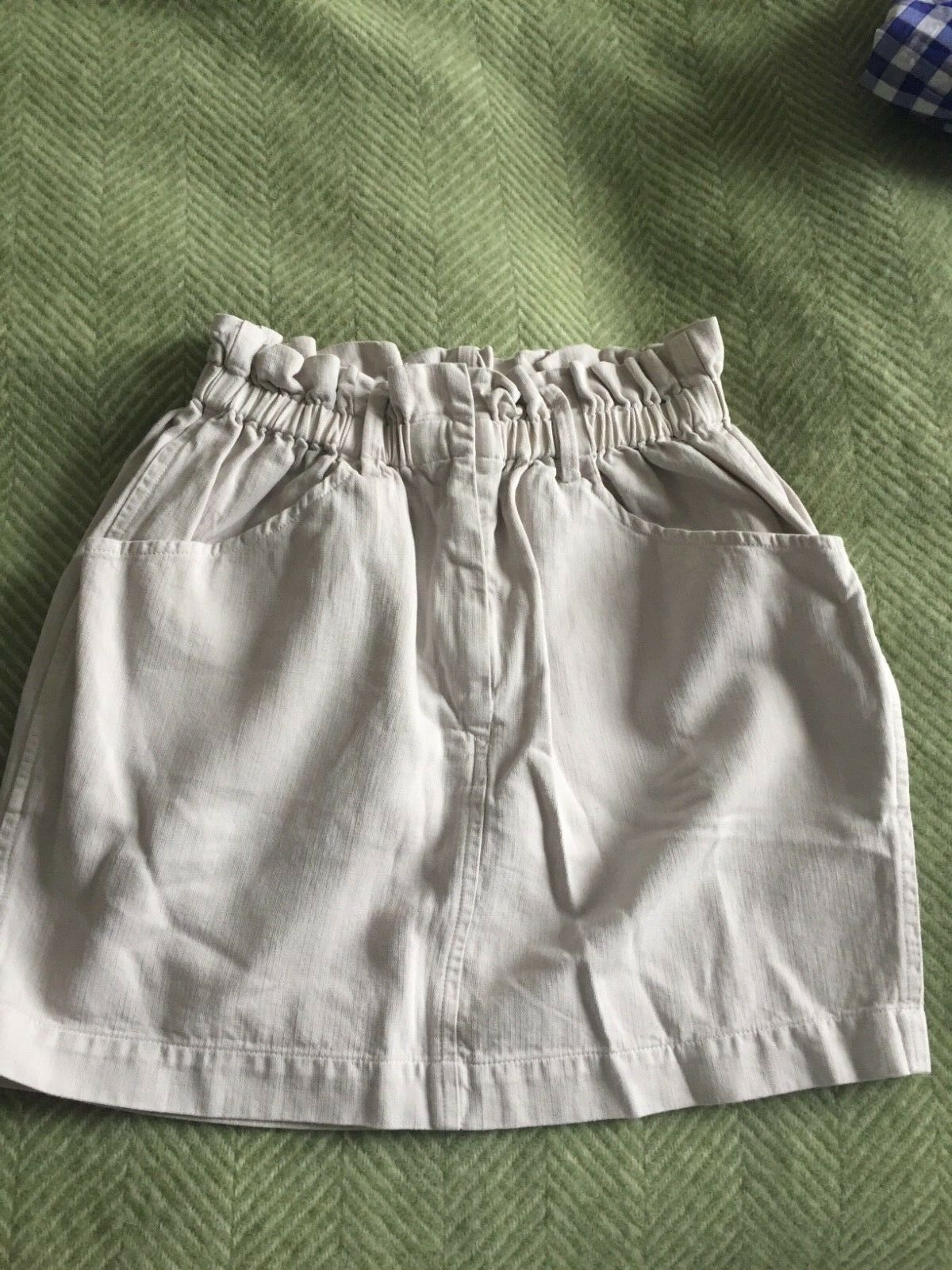 ISABEL MARANT WHITE MINi SKIRT SIZE 38