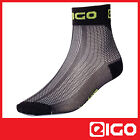 EIGO CARBON DRYARN CYCLING SOCKS BLACK - MTB DOWNHILL MOUNTAIN BIKE CYCLE 1 PAIR