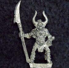 1987 Chaos Beastman 0205 21 CH4 Hesh Citadel Warhammer Beastmen Army Beasts Broo
