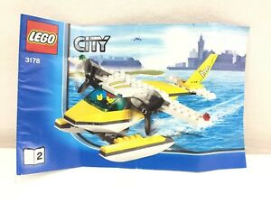 Image is loading Lego-3178-CITY-BOOK-2-Instructions-Assemble-Book-