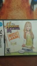 Hannah Montana Music Jam NDS - FREE POST