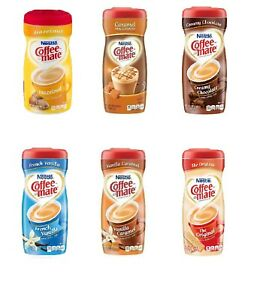 Nestle Coffee Mate Powder Non Dairy & Gluten Free Coffee ...