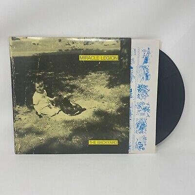 Miracle Legion - The Backyard Vinyl Record LP | eBay
