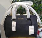Genuine New Michael Kors Sutton Medium Black Saffiano Leather Tote Bag