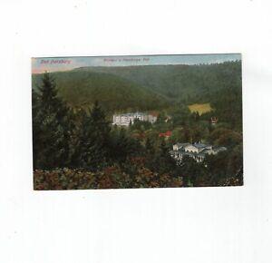 AK Ansichtskarte Bad Harzburg / Kurhaus und Harzburger Hof