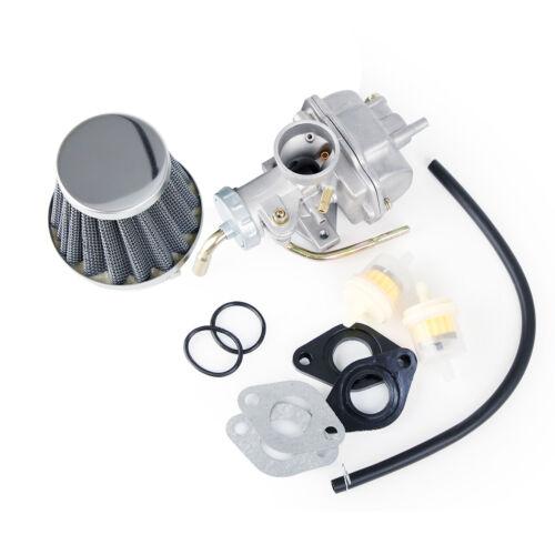 PZ20 Carburetor Carbs For 50CC 49cc 70cc 90cc 100cc 110cc 125cc Coolster NST ATV