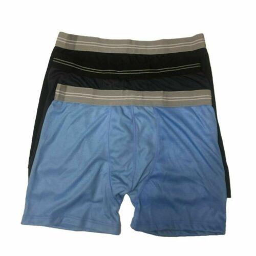 3 pcs Mens Premium Quality 100/% Cotton Boxer Briefs
