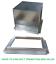 7/' FT Concession Trailer Food Truck HOOD SYSTEM CaptiveAire Fan 1400 CFM