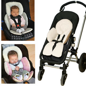 Image Is Loading Newborn Baby Head Amp Body Support Infant Pram