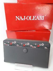 f123af028b Caricamento dell'immagine in corso Portafoglio-donna-NAJ-OLEARI -con-portamonete-carte-di-