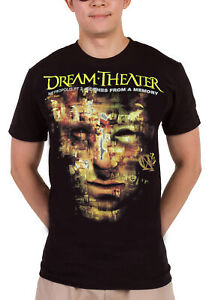Dream Theater Camiseta Escenas De Una Memoria S 2xl 1149 Ebay